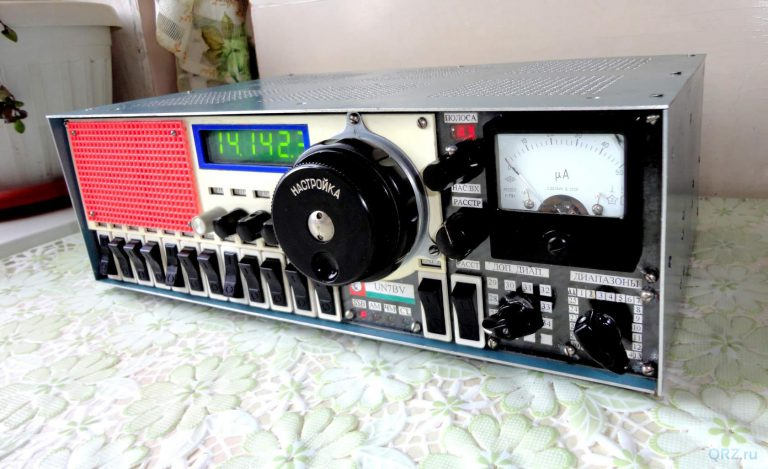 Радиоприемники и детали к ним