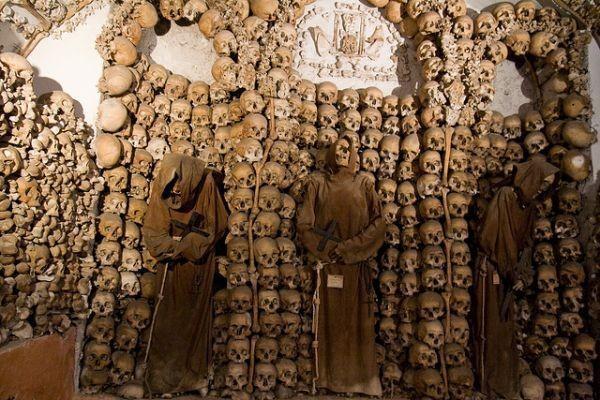 Города Мертвых: известнейшие склепы мира