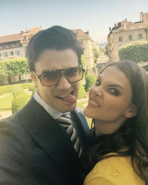 Два праздника в один день: Елизавета Боярская поздравила Максима Матвеева с годовщиной свадьбы и днем рождения